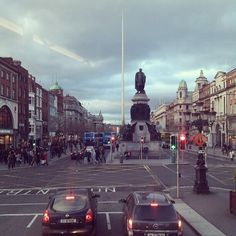 Dublin / Baile Átha Cliath. Love the irish dialect.