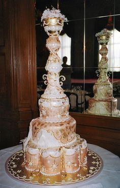 Fantasy Wedding Cake~