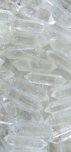 clear quartz pendants for jewelry making, wire wrapping, diy, reiki, healing…