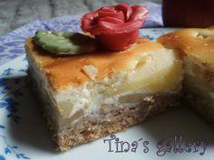 Apfel-Käse-Kuchen