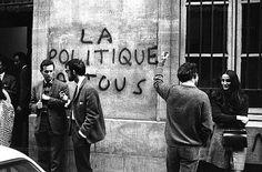 Paris mai 68