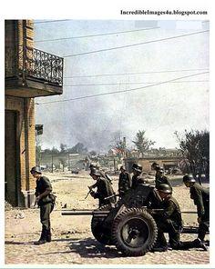Deutsch Truppen in Russland im Jahr 1941