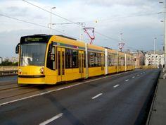 In Budapest kan je je eenvoudig verplaatsen met de tram