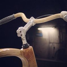 My love for all things wood and cycling led me to create my first wooden bicycle in 2012. It is a durable, yet at the same time elegant city bike