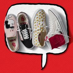 4664d745ec4 The Vans x Peanuts collection is here! Shop the full line now at vans.