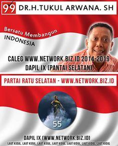 Contoh Design Kartu Nama Partai / Caleg | network.biz.id