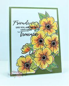 Friendship- The Flower Challenge