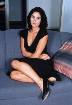 """Carrie Anne Moss August 21, 1967, 4:05 PM In: Vancouver (BC) (Canada) Sun: 28°11' Leo AS: 15°05' Sagittarius Moon: 19°32' Pisces MC: 13°49' Libra Dominants: Leo, Virgo, Sagittarius Jupiter, Saturn, Sun Houses 8, 3, 9 / Fire, Water / Fixed Chinese Astrology: Fire Goat Numerology: Birthpath 7 Height: Carrie-Anne Moss is 5' 8½"""" (1m74) tall"""