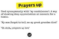 Prayers, Prayer, Beans