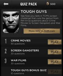 New TCM Trivia Application Hits Market As A Way To Test Movie Knowledge - http://rightstartups.com/?p=14009