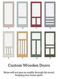 The screen door fashion has gained a lot of popularity in the market and there are many advantages a Wooden Screen Door, Diy Screen Door, Diy Door, Wooden Doors, Screen Doors, Diy Wood Projects, Home Projects, Wood Crafts, Room Doors
