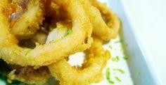 Receta calamares rebozados crujientes y tiernos - El Aderezo - Blog de Recetas de Cocina