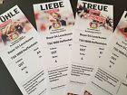 #Ticket  Bayer 04 Leverkusen  TSG 1899 Hoffenheim (bis zu 4 Karten Tickets) Sitzplatz #Ostereich