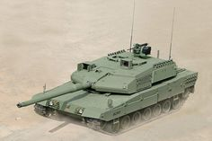 new generation tank