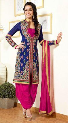 1000+ images about Punjabi suits on Pinterest | Punjabi suits ...