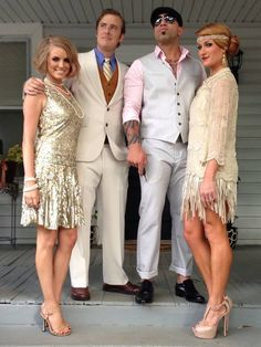what to wear for gatsby party