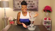 DIY DOLLAR TREE CANDY DISH | SERVING TRAY | PARTY DISH | 3 TIER FOOD SERVING TRAY - YouTube