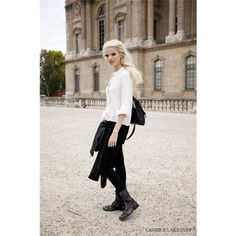 Daphne Groeneveld Street Style found on Polyvore