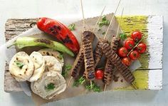 The Greek chef Akis Petretzikis shares his cooking & confectionary recipes for Greek and international dishes. Cooking videos, recipes and cooking tips. Lamb Recipes, Greek Recipes, Meat Recipes, Cooking Recipes, Paleo Recipes, Confectionery Recipe, Lamb Kebabs, Greek Dishes, Meat Lovers