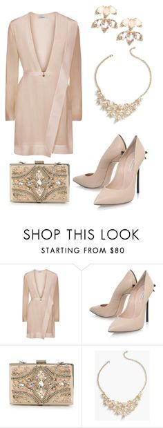 """Forty and Fabulous!"" by styledbyaisya ❤ liked on Polyvore featuring Casadei, Forever Unique, Talbots and Kate Spade"