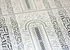 The Letterpressed Salt Lake Temple | Yatzer