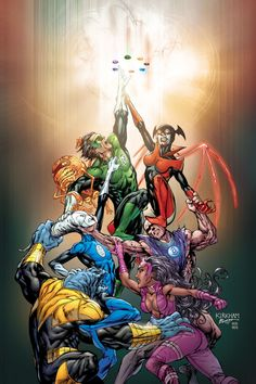 New article on Geek League of America: http://geekleagueofamerica.com/2013/08/21/is-green-lantern-too-crossover-plagued-to-truly-enjoy/