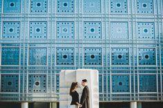 Claire & Johan . Paris, France   Jean-Laurent Gaudy Photography . Intimate Weddings & Elopements