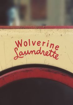 wolverine #typography