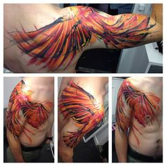 Done by Adam Kremer TattooStage.com - Rate & Review your tattoo artist and his studio. #tattoo #tattoos #ink