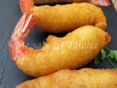 Spanish Tapas, Spanish Food, Beignets, Seafood Recipes, Cooking Recipes, Yummy Food, Tasty, Food Decoration, Health Breakfast