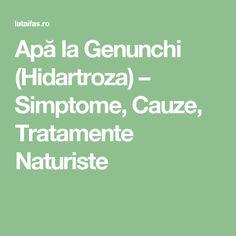 Apă la Genunchi (Hidartroza) – Simptome, Cauze, Tratamente Naturiste