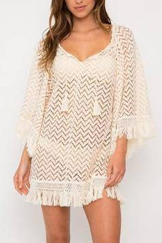 92e1c4a0ed0 Shoptiques Products: Libertine Coverup Summer Cover Up, Crochet Cover Up,  Swimwear Cover Ups