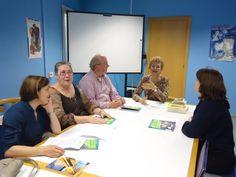 CAMBRILS. Club de Lectura Fàcil, 2012, amb Pilar Febas