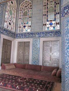 Harem, Topkapi Palace, Istanbul, Turkey