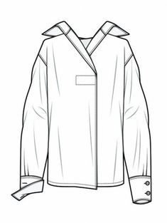 Ideas drawing clothes sketches products for 2019 Illustration Mode, Fashion Illustration Sketches, Fashion Sketchbook, Fashion Sketches, Design Illustrations, Fashion Design Portfolio, Fashion Design Drawings, Drawing Fashion, Fashion Flats