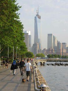 Hudson River Park , NYC