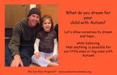 Vencer Autismo: Vamos acreditar nas nossas crianças...