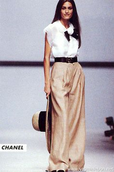 Chanel SS 1989 Ready to Wear
