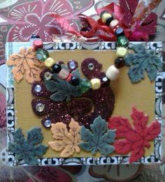 Thanksgiving Turkey purse by Cyndi Greer