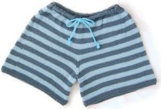 Woolen trunks (in Japanese with chart)