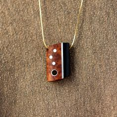 A personal favorite from my Etsy shop https://www.etsy.com/listing/251661745/redwood-lace-burl-aluminum-ebony