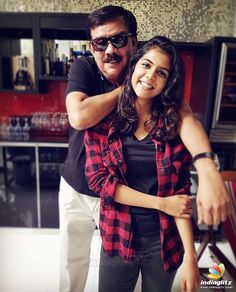 Priyadarshan's daughter Kalyani opens up on her parents' divorce: I was shocked but now we are at peace Heroine Photos, Saree Photoshoot, South Indian Film, Tamil Actress Photos, Cute Girl Photo, Girl Photography Poses, Cute Images, Western Outfits, Facebook