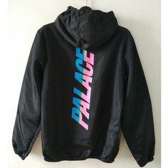 Palace Jacket 2017SS Summer Spring Sunscreen Windbreaker Hip Hop Streetwear Windproof Softshell Uniform Palace Skateboard Jacket