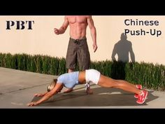 Get Insane Shredded Abs-Chinese Push-up 4 Minute Tabata Workout - YouTube