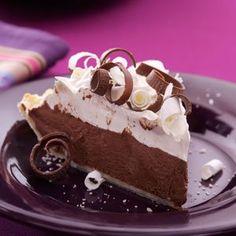 Chocolate Silk Pie Recipe   Holiday Cottage