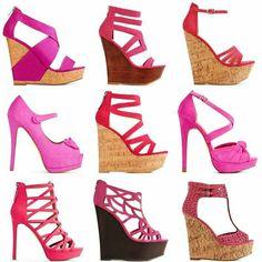 Fancy pinks