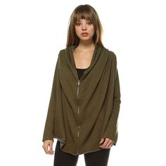 Now available @ www.fashionenation.com : Women's Long Slee...  Check it out here http://www.fashionenation.com/products/copy-of-womens-long-sleeve-full-zipper-oversized-french-terry-hoodie-jacket?utm_campaign=social_autopilot&utm_source=pin&utm_medium=pin