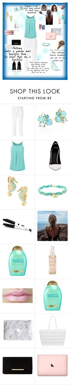 """""""Imperfection, Inspiration, Beauty...and finally, Elegance"""" by sangria-white-peach77 ❤ liked on Polyvore featuring Dolce&Gabbana, Ippolita, Greymer, Kate Spade, Organix, BUCO, Dune and Coleman"""