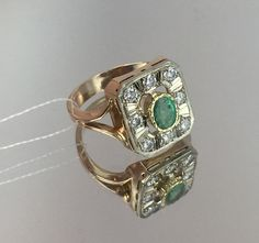 Gold Rings, Gemstone Rings, Ancient Jewelry, Rose Gold Earrings, Emeralds, Antique Rings, White Women, Natural Diamonds, Amethyst