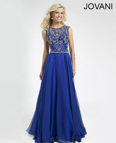 Style 78146 http://www.jovani.com/prom-dresses/jovani-royal-prom-dress-78146